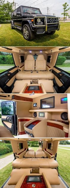 MOST LUXURIOUS SUV IN THE WORLD MERCEDES G65 AMG BEST LUXURY SUV I WANT ONE