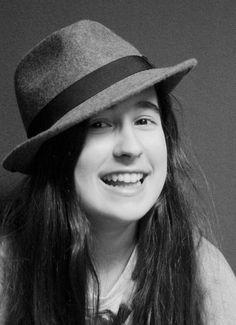 Retrato con sombrero