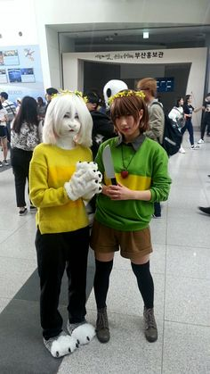 Undertale cosplay