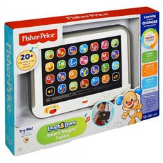 Baby Activity Educational Toys For Kids Tablet Fisher-Price Laugh Learn Smart Toddler Learning, Learning Toys, Toddler Toys, Kids Toys, Toddler Fun, Infant Activities, Activities For Kids, Baby Iphone, Fisher Price Baby Toys