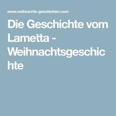 Die Geschichte vom Lametta - Weihnachtsgeschichte