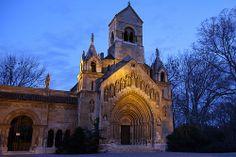 The Jáki chapel at the blue hour - Budapest, Hungary