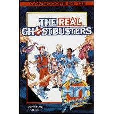 The Real Ghostbusters for Commodore 64 from The Hit Squad