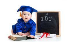 Dziecko, Uczeń, Szkoła, Dyplom, Książka, Tablica