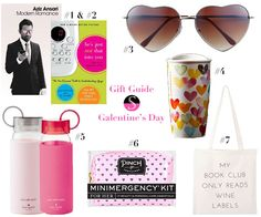 Gift Guide: Galentine's Day! – Styled to Sparkle