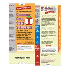Parents Guide To Understanding Common Core State Standards Slide Guide