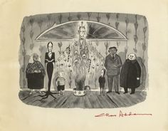 Addams Christmas