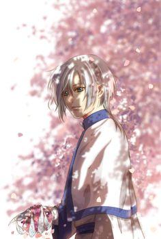 Akatsuki no Yona 暁のヨナ | I love this! Kija art.