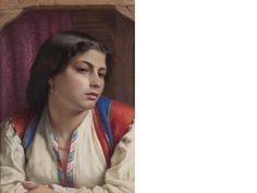 frederic william burton | Bonhams : Sir Frederic William Burton R.H.A., R.W.S. (British, 1816 ...