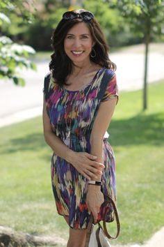 Mrs. American Made — Easy looks for Summer: 3) just one piece (a...