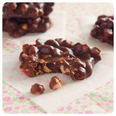 Pé de Moleque de chocolate | Vídeos e Receitas de Sobremesas