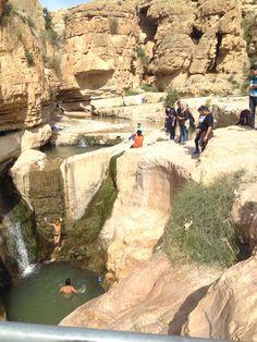 Jericho 2016 Wadi l qelt