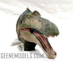 Suchomimus bust by GalileoN