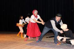 Vystúpenie školského divadelného súboru Čarohlások  - Obrázok 4