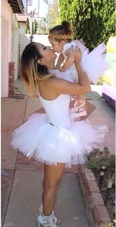 Mommy Daughter Tutus
