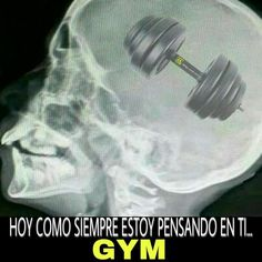 #Gym #pensamiento Gym Memes, Gym Humor, Fitness Nutrition, Fitness Goals, Gym Frases, Watermelon Nutrition Facts, Crossfit Gym, Gym Quote, Gym Motivation