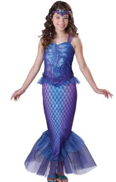 Mermaid Costume for Chrissy )  sc 1 st  Pinterest & 68 best Mermaid Costumes images on Pinterest | Costumes Mermaids ...