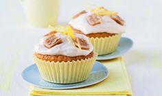 Caramel-Zitronen-Cupcakes