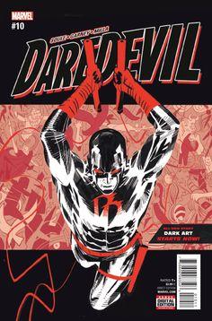 "MARVEL COMICS (W) Charles Soule (A/CA) Ron Garney ""THE DARK ART"" STARTS NOW! •…"
