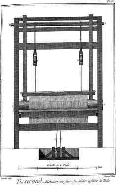Tisserand Planche IV