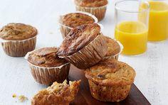 muffins til morgenmad
