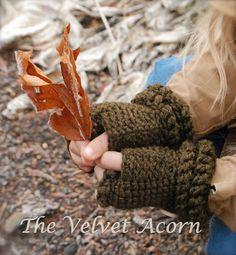 Wonderlynn Set pattern by Heidi May Knitting Projects, Crochet Projects, Heidi May, Velvet Acorn, Knit Crochet, Crochet Hats, Super Bulky Yarn, Fingerless Mitts, Along The Way