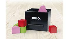 BRIO 30144 Plocklåda Röd