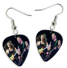 Metallica (WK) 2 X Live Performance Gitarre Plektrum Pick…