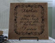 Vinyl Decals for Tiles | ... Short While Their Hearts Forever Vinyl Tile Decal 22037 on Luulla