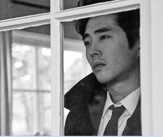 Steven Yeun - Glenn from the Walking Dead TV Show
