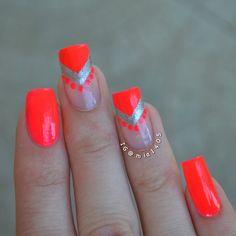 Instagram photo by mia1405 #nail #nails #nailart