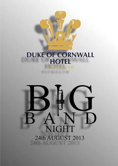 BIG BAND night! 24th August 2013
