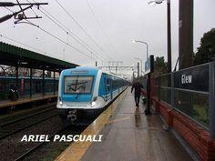CRÓNICA FERROVIARIA: Línea Roca: Se realizan trenes de prueba entre Pla...