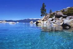 Can't Wait to Go Back! - Lake Tahoe - This time I want the whole family to go!