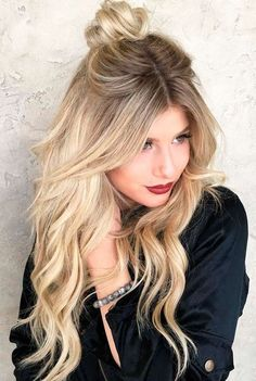 18 Intriguing Long Prom Hairstyles 2018 for Women