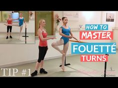How To Master Fouetté Turns! Ballet Class, Dance Class, Ballet Dancers, Bolshoi Ballet, Dance Studio, Dance Tips, Dance Lessons, Fouette Turns, Cheer Workouts