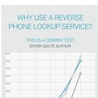 Why Use a Reverse Phone Lookup Service? by Sicnarf Zneas - Infogram Author Quotes, Create Infographics, Phone, Business, Search, Board, Telephone, Searching, Store