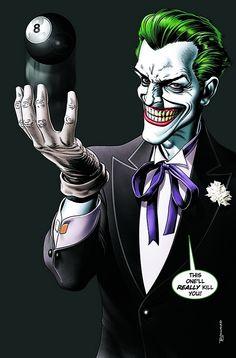 Joker: Last Laugh #1 (Brian Bolland)
