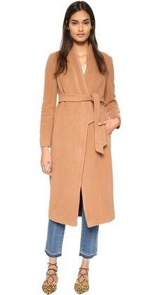 Lover Obi Long Coat