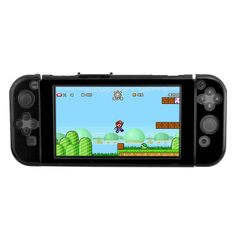 Nintend switch Console Aluminum Case New Design-Black Nintendo Switch Accessori - Nintendo Switch Console - Ideas of Nintendo Switch Console - Nintend switch Console Aluminum Case New Design-Black Nintendo Switch Accessories Nintendo Switch Accessories, App Icon, News Design, Nintendo Consoles, Unique Gifts, Ps4, Kids, Icons, Black