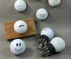 Are these hacks? Or Upcycling, or Recycling, or whatever you call it...Here are some super quick and easy things to do with old golf balls.Each project really only takes a few minutes and basic tools.What to do with buckets full of old golf balls?Turn them into useful items!Make great gifts.Decor for the home or office.Make cheap tools into better tools...I tried to keep these ideas as simple as possible using the most basic of toolsAs well as being super inexpensive.You can find used golf…