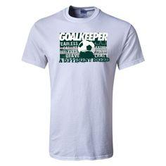 Goalkeeper T-Shirt