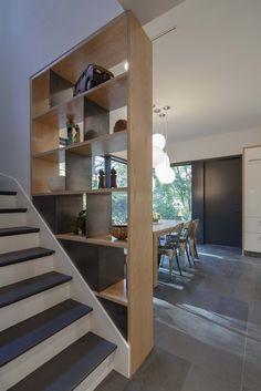 Professors' Row Renovation - Aamodt / Plumb Architects, Cambridge MA and Austin TX