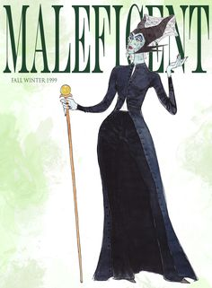 disney-villains-costumes-dolce-and-gabbana-maleficent