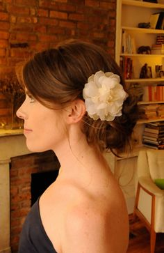 Want To Show Us Your Wedding Hairstyle? (Here's The 'Do All Our Bloggers Seem To Get Wed In!): Save the Date