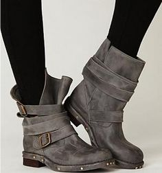 Jefferey Campbell Brit Boot at Free People Clothing Boutique