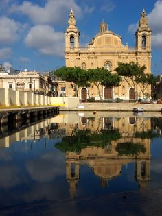 Francisco dos Santos church - Malta.I want to go see this place one day. Please check out my website Thanks.  www.photopix.co.nz