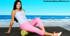 Foam Roller Exercises for Sciatic and Back Pain
