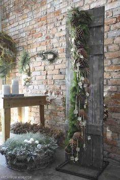 Blog wnętrzarski Mile Maison Blog o urządzaniu wnętrz i designie: Naturalne dekoracje świąteczne i magia Świąt Bożego Narodzenia. Jak przystroić dom na święta?