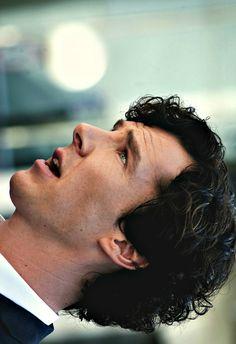 Benedict Cumberbatch(Sherlock) he always looks handsome, just saying. Benedict Sherlock, Sherlock John, Quotes Sherlock, Bbc Sherlock Holmes, Sherlock Fandom, John Watson, Johnlock, Martin Freeman, Superwholock